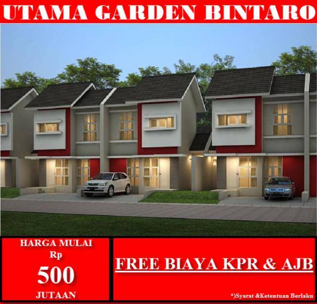 Utama Garden Bintaro