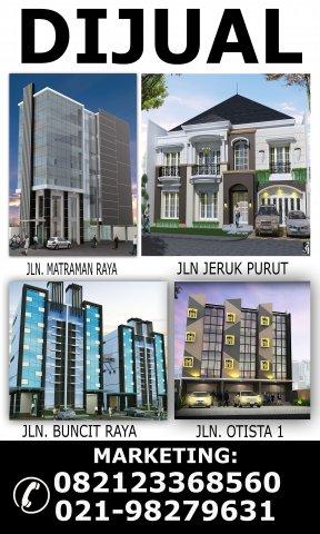 Prambanan Lestari (Arsitektur & Kontraktor)