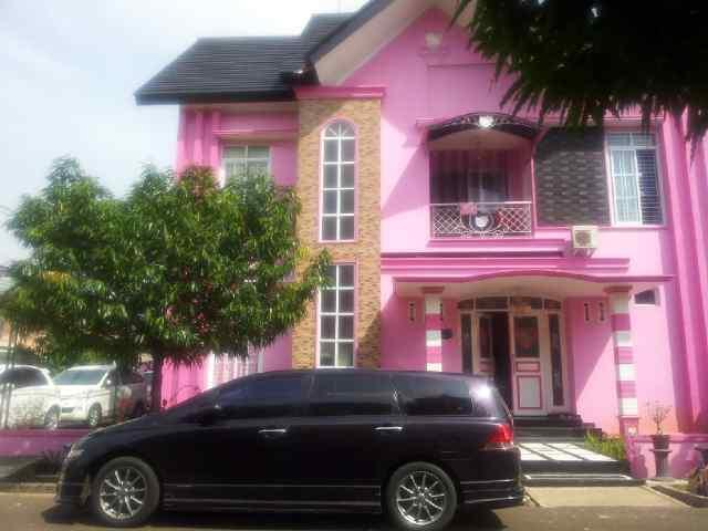 Rumah Dijual Tataka Puri Bitung Tangerang 2,6M