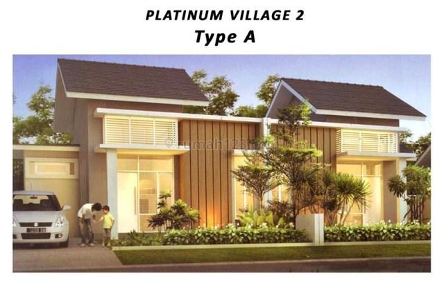 Jual Rumah Di Cluster Platinum Village, Jati Bening