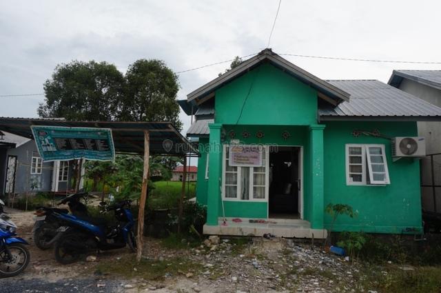 Rumah Jl. Mahligai Ujung Komplek Boga Indah Banjarmasin