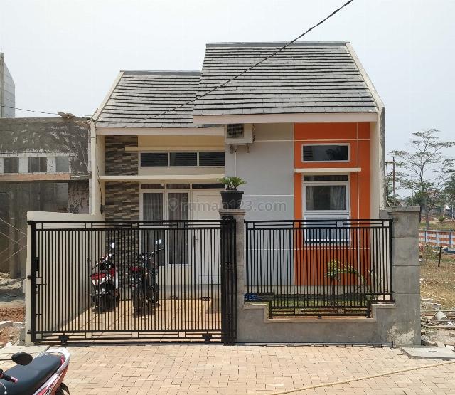Rumah Minimalis Harga Manis Dekat GDC Depok, SHM, Bebas Modifikasi