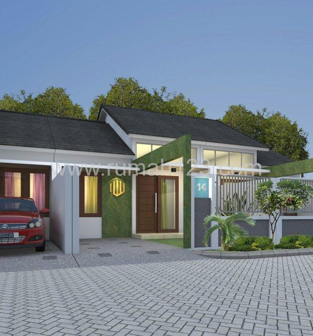 Kredit Tanpa Bunga/riba Samara Residence2, Kmplek Dosen Ipb