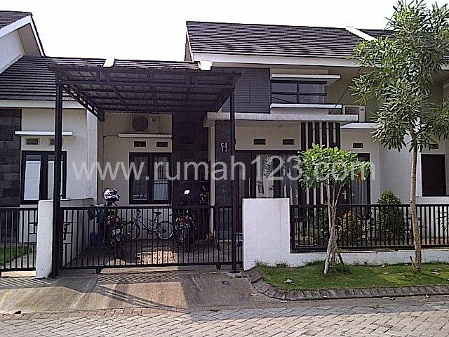 Rumah Minimalis Modern Sdh Renovasi Di Wonoayu Murah (OPER KREDIT)