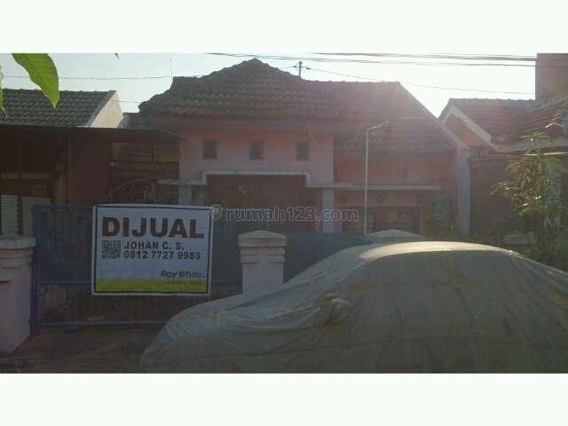 Rumah Murah Di Semarang Kota, Mobil Bisa Masuk, Siap Pakai
