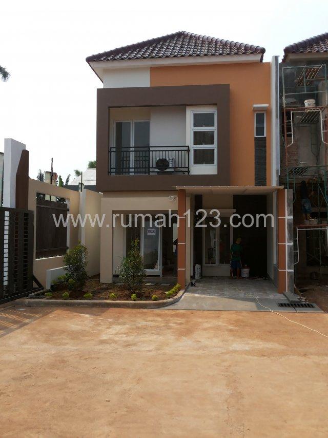 Rumah Cluster Family Residence 1,5 Km Dari Tol Jatiwarna