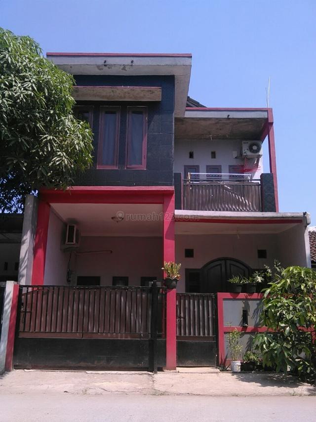 Rumah 2 Lantai Bisa Tanpa DP 10 Menit Ke Stasiun Citayam Bogor