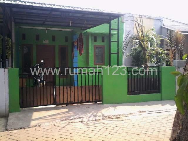 6x10 Rumah 1 LtDi Cipondoh, Tangerang