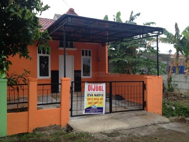 Rumah Villa Mutiara Gading 3 Bekasi Utara Type 36/60 Rp 240 Juta