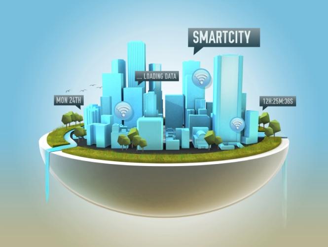 Infrastruktur Kota Pintar di Indonesia Belum Maksimal